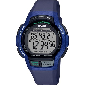 Casio - WS-1000H-2AVEF - Montre digitale - bleu