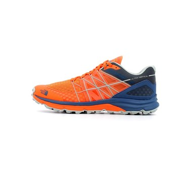 The North Face - Ultra vertical - Chaussures de running - orange