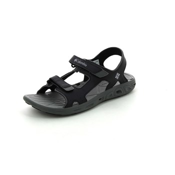 Columbia - Youth techsun vent - Sandales - noir