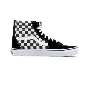 Vans - Sk8-hi (vans patch) - Baskets basses - noir