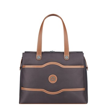 Delsey - Châtelet air soft - Sac shopping - marron