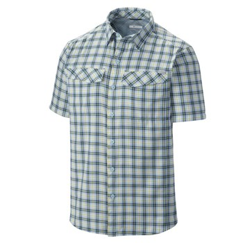 Columbia - Silver ridge multi plaid short sleeve - Chemise manches courtes - multicolore