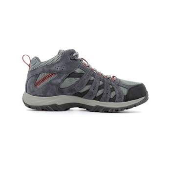Columbia - Canyon point mid waterproof - Chaussures de randonnée - bleu marine