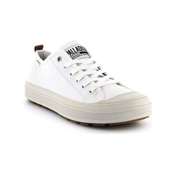 Palladium - Sub Low - Baskets - blanc