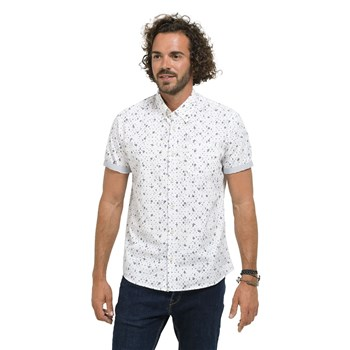 Oxbow - Caope - Chemise manches courtes - blanc
