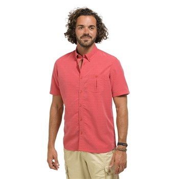 Oxbow - Carata - Chemise manches courtes - carotte