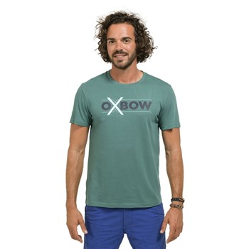 Oxbow - Tukan - T-shirt manches courtes - vert