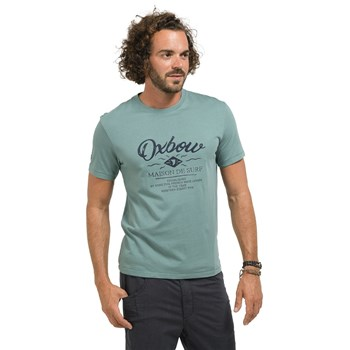 Oxbow - Trusk - T-shirt manches courtes - vert