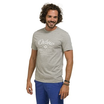 Oxbow - Trsuk - T-shirt manches courtes - gris chine
