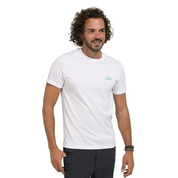 Oxbow - Twisk - T-shirt manches courtes - blanc