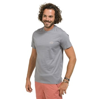 Oxbow - Twisk - T-shirt manches courtes - gris