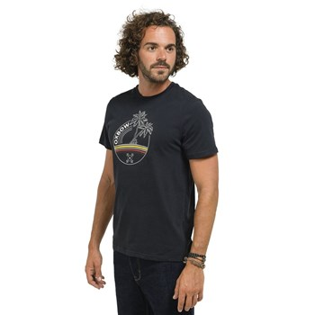 Oxbow - Tolk - T-shirt manches courtes - noir