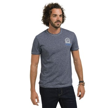 TRASP - T-SHIRT MANCHES COURTES - GRIS Oxbow