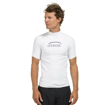 Oxbow - Bright - T-shirt manches courtes - blanc