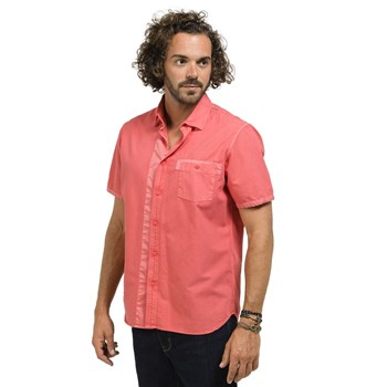 Oxbow - Cosila - Chemise manches courtes - abricot