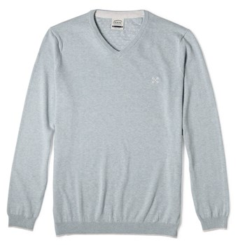 Oxbow - Pull - gris clair