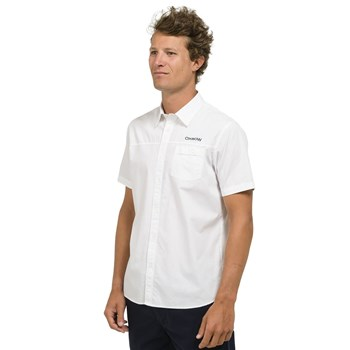 Oxbow - Cantana - Chemise manches courtes - blanc