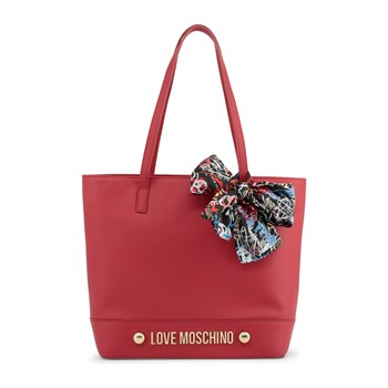 Love Moschino - Sac cabas - rouge