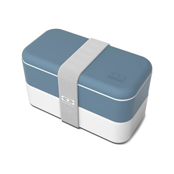 monbento - Lunch box MB Original - bleu jean