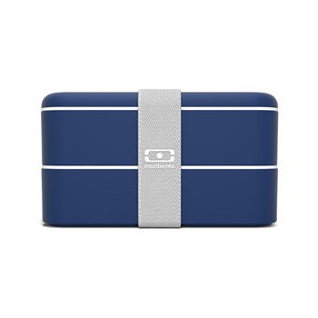 monbento - Lunch box MB Original - bleu marine