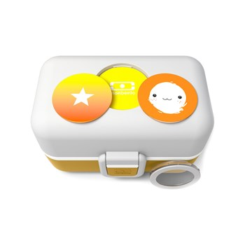 monbento - Lunch box MB Tresor - moutarde