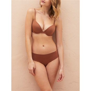 Princesse tam.tam - Secret - Soutien-gorge push-up - brun