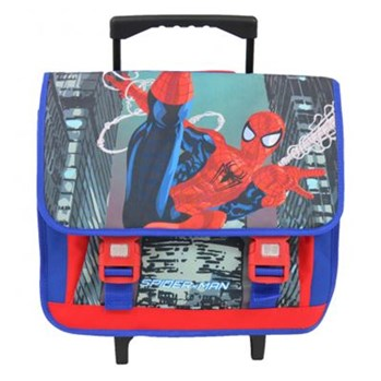 Spiderman - Cartable - rouge