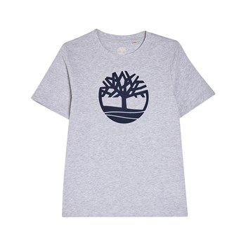 Timberland - T-shirt manches courtes - gris chine