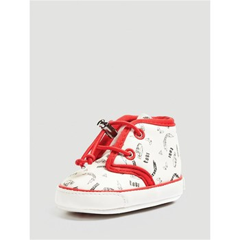 Guess Kids - Neal - Bottines - blanc
