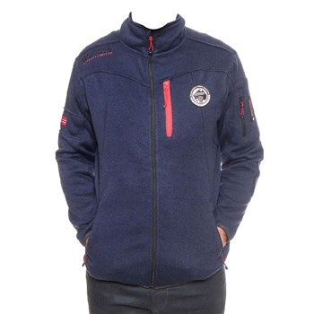 Geographical Norway - Upshot - Polaire - bleu marine