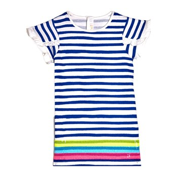 Billieblush - Robe T-Shirt - bleu