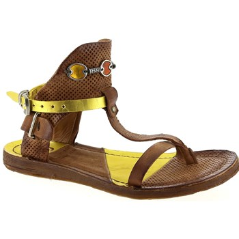AIR STEP AS98 - Sandales - camel