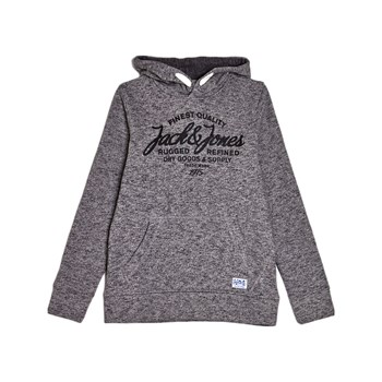 Jack & Jones - Jjepanther - Sweat à capuche - gris clair
