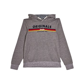 Jack & Jones Kids - Jortuco - Sweat à capuche - gris clair