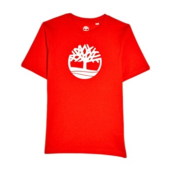 Timberland - T-shirt manches courtes - rouge