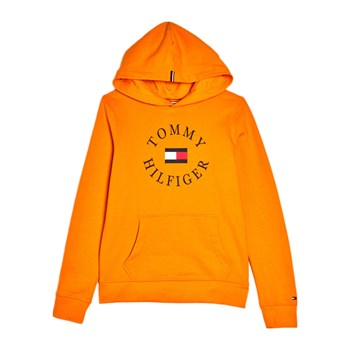 Tommy Hilfiger Junior - Sweat à capuche - jaune