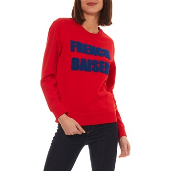 Sonia by Sonia Rykiel - Sweat à message - rouge