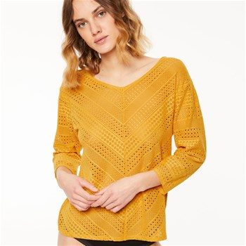 Passionata - Holly - Top manches longues - moutarde