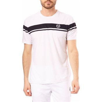 Sergio Tacchini - Young Line - T-shirt manches courtes - blanc