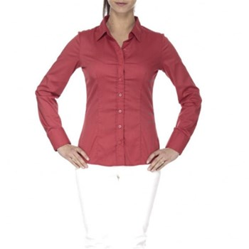 Diego Reiga - Princess - Chemise manches longues - rouge