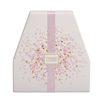 Yankee Candle - EVERYDAY - Coffret Coton Frais - rose