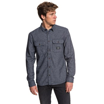 Quiksilver - Chemise manches longues - anthracite