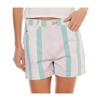 Tommy Jeans - Short - turquoise