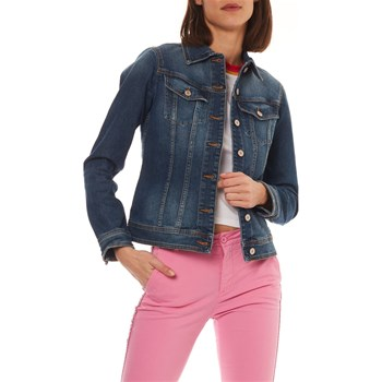 Benetton - Giacca in jeans - blu jeans