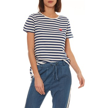 Only - Brave - Top - azul