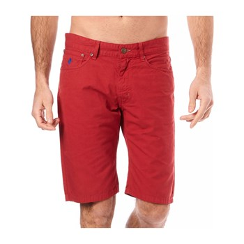 MCS - Short - rouge
