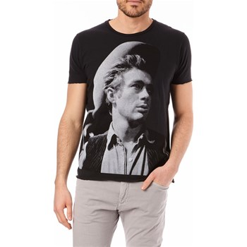 MCS - T-shirt James Dean - noir