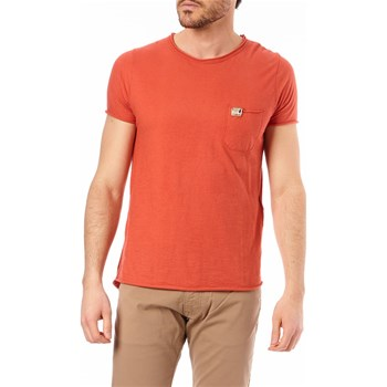 MCS - T-shirt manches courtes - orange