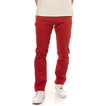 MCS - Pantalon - brique