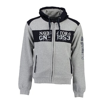 Geographical Norway - Glapping - Sweat à capuche - gris souris